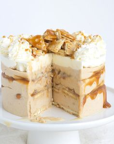 22 Cakes You Can Make in Your Freezer via @PureWow
