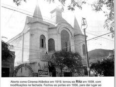 CINEMAS DO RIO ANTIGO