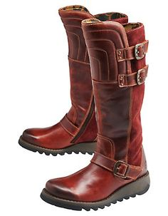 Fly London Stiefel Sher