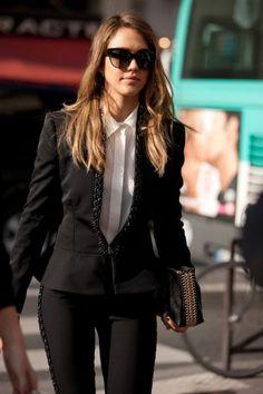 Photos: Best-Dressed Street Style at Paris Fall Fashion Week 2013 | Vanity Fair