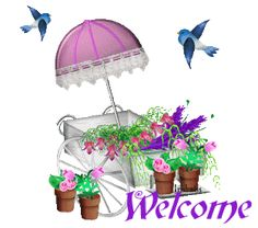 """Sew Crafty Angel: Wake Up Wednesday """"Linky"""" Party Welcome Images, Welcome Gif, Crafty Angels, Welcome New Members, Mountain Pictures, Happy Reading, Landscape Pictures, Digi Stamps, Christmas 2016"""