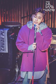 UNIQ Kim Sungjoo The Liar and His Lover CRUDE PLAY march 20