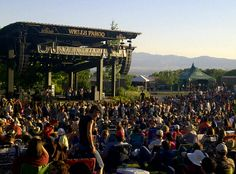 The gardens are spectacular and home to one of Salt Lake's best concert venues during the summer months.