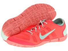 Nike Free Bionic Atomic Red/Atomic Pink/Arctic Green - Zappos.com Free Shipping BOTH Ways