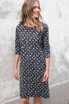 Kleid Tauben : Maas Natur - Ökologische Mode, fair produziert für die ganze Familie