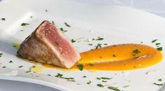 Descubre los bocaditos gastronómicos de Villena  Tienes 32 como este Marmitako! de Restaurante La Alacena de Paco  #VillenaBocaditos #TurismoVillena