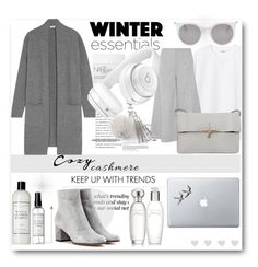 Cashmere by dobrescu-dana on Polyvore featuring Vince, Monki, Theory, Gianvito Rossi, Vinyl Revolution, Beats by Dr. Dre, Alexander McQueen, Juicy Couture, Estée Lauder and NARS Cosmetics