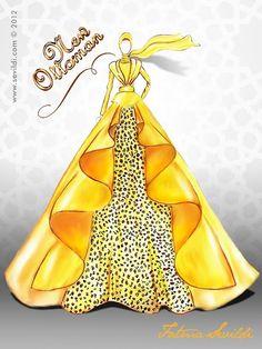 ♥ Dress Design Drawing, Dress Design Sketches, Fashion Design Sketchbook, Fashion Design Drawings, Fashion Sketches, Fashion Figure Drawing, Fashion Drawing Dresses, Fashion Illustration Collage, Fashion Illustration Dresses