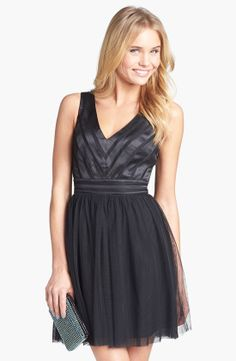 Nordstrom Fit And Flare Dress