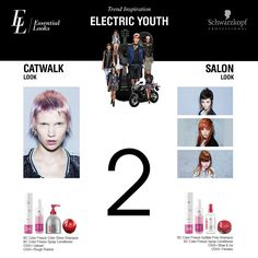 Electric Youth. Essential Looks 1.2013