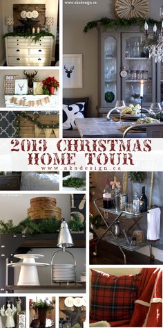 Farmhouse Modern Christmas Home Tour | Our House - http://akadesign.ca/farmhouse-modern-christmas-home-tour-house/
