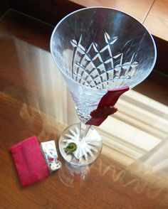 """Waterford 12 Days of Christmas Champagne Flute """"2 Turtle Doves"""" 2nd Ed. #Waterford"""