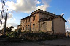Baddimanna station, Sassari 19  01 2015 by Loybillyrock