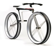 Carbon Fiber Electric Bike HMK 561 by Ralf Kittmann