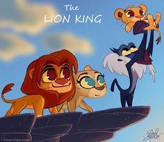 The Lion King- David Bilson