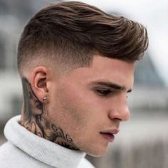 Top 25 Modern Drop Fade Haircut Styles For Guys Hairstyles For Teenage Guys, Boy Haircuts Short, Teen Boy Haircuts, Haircuts For Men, Haircut Men, Combover Hairstyles, Mens Hairstyles 2018, Teen Hairstyles, Kids Hairstyle