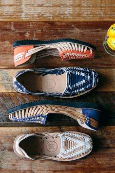 Learn how one woman's sandal company is solving the water crisis in Guatemala and empowering the women who live there. Shop these traditional huarache sandals and support the cause.