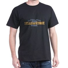 Yellowstone National Park WY T-Shirt Follow Me at http://www.cafepress.com/profile/snaptees