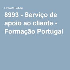 8993 - Serviço de apoio ao cliente - Formação Portugal