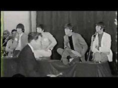 Beatles Los Angeles Press Conference 1966 - YouTube