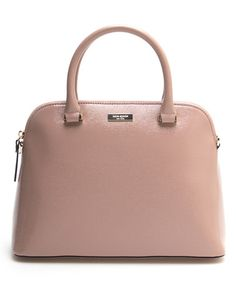 Loving this Rosy Beige Rachelle Bixby Place Leather Tote on #zulily! #zulilyfinds