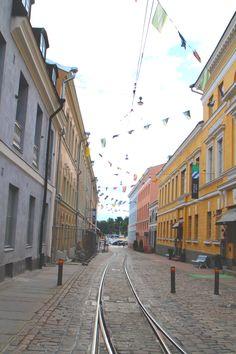 Streets of #Helsinki