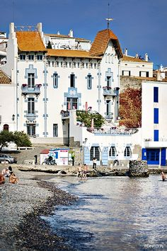 Cadaqués, Catalunya, Spain ! Jas and I wanna go back so bad! wedding destination perhaps?!