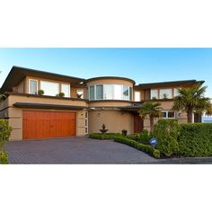 5310 Seaside Place - West Vancouver Homes and Real Estate - BC, Canada ($10,998,000) via Polyvore