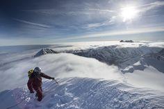 #Winter #Mountaineering