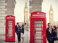 London engagement shoot with a chic American couple  Photography by Marianne Taylor