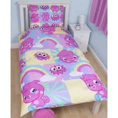 Childrens Disney and Character Single Duvet Covers Kids Bedding Sets | eBay