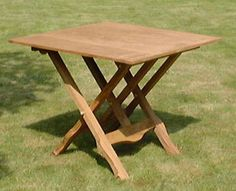 medieval folding table - Google Search. Just like mine - sorta.