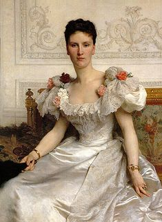 William-Adolphe Bouguereau (1825 – 1905)