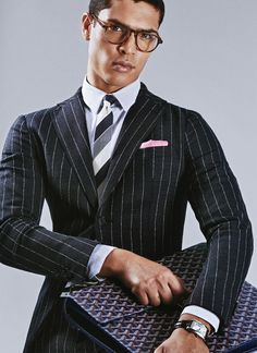 Serious tailoring that'll put you back on the 9-5 grind