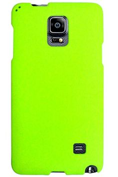 "myLife Neon Lime Green {Rave, Bright, Glowstick} 2 Piece Snap-On Rubberized Protective Faceplate Case for the Samsung Galaxy Note 4 ""All Ports Accessible"" myLife Brand Products http://www.amazon.com/dp/B00U7XXX18/ref=cm_sw_r_pi_dp_kyzhvb1P15Y4X"