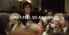 Mr. Darcy gets me.