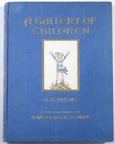 キュリオブックス 【A GALLERY OF CHILDREN】
