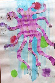 tentáculos sensoriales