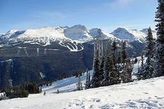 Top 10 places to ski like an Olympian: Blackcomb, Whistler, British Columbia. Photo by Hideyuki KAMON