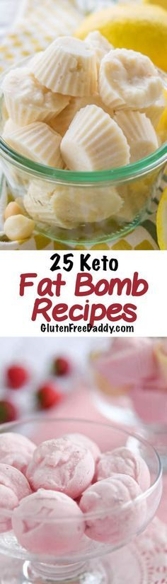 - I have 25 of the best ever Keto fat bomb recipes, all of which will help you induce ketosis. Just looking at these pictures makes me want to eat them.