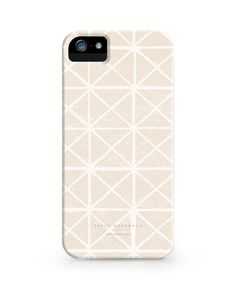 Julia Kostreva Triangle Patterned iPhone 5s/5/c/4S/4 Case