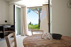 Dai un'occhiata a questo fantastico annuncio su Airbnb: Appartamento in villa a Lerici con vista sul Golfo - Appartamenti in affitto a Lerici