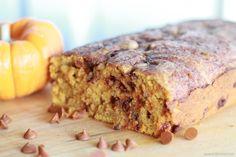 Pumpkin Snickerdoodle Bread recipe