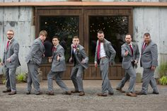 "The guys nailing their best ""Blue Steel"" look.  Beautiful Wedding The Grove at Williamson Place in Murfreesboro Tennessee  #Bride #wedding #photo #dress #The Grove at Williamson Place #photographer #photography #Nashville #groomsmen #blue-steel"