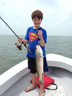 Redfish, 4-30-14, Sanibel, Captiva & Fort Myers Fishing Reports & Charters.