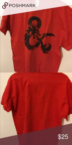 Loot Crate Dungeons and Dragons shirt Brand new never worn! 🌼Thank you for looking!  🌼I ship within 2 days shipping excluding holidays 🌼I do not trade! 🌼I only accept offers through the offer button! 🌼Thank you for shopping and feel free to ask any questions! Loot Crate Shirts Tees - Short Sleeve