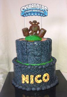 Skylander cake | Flickr - Mick's Sweets Photo Sharing!