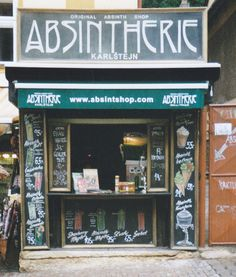 Absintherie - absintshop.com