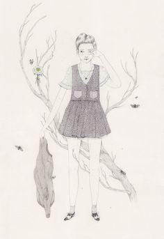 Cicada | Sarah McNeil