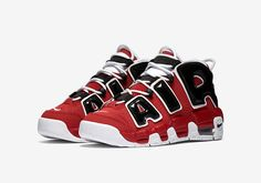 "One of the more obscure colorways of the Nike Air More Uptempo, the Bulls-inspired red, black, and white colorway from the ""Hoop"" pack of 2005, makes a surprising comeback this summer. There's one catch, though: they are only dropping in … Continue reading →"